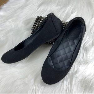 🆕 Mudd Women's Black Ballet Flats